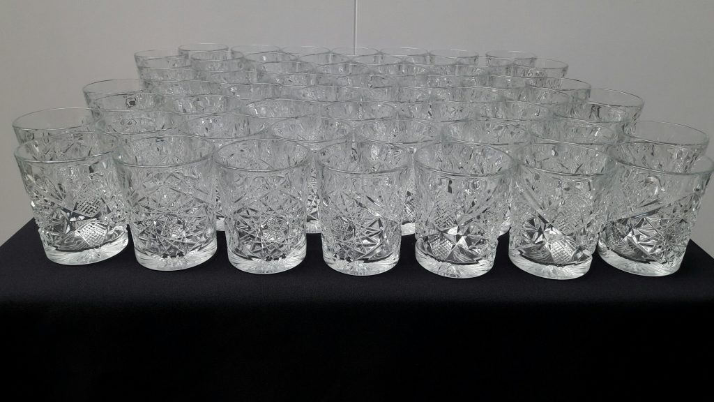 Cocktailglas glas